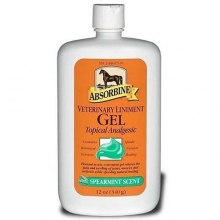 ABSORBINE Veterinary Liniment 355 ml żel