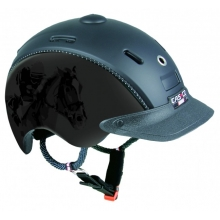 Casco Kask Choice, black titan Jockey
