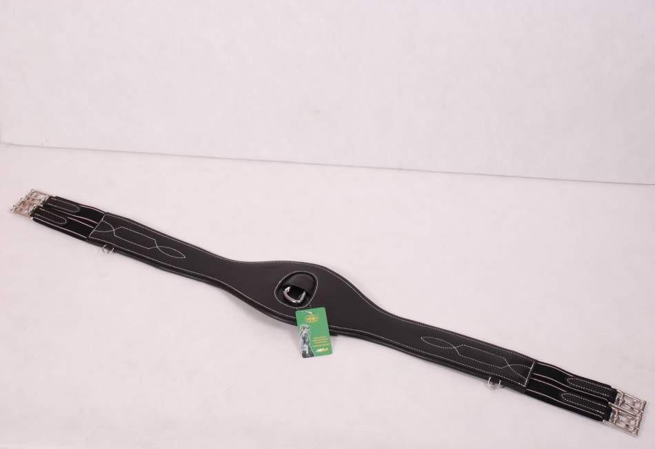 1e5b9bcbc9b30 Daw-Mag Popręg skórzany elastyczny treningowy
