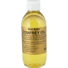 Comfrey Oil, 250ml Gold Label