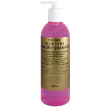 Aloe Vera Luxury Shampoo, 500ml Gold Label