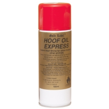 Hoof Oil Express olej do kopyt, 400ml Gold Label