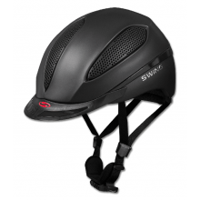 Kask H16 black, Swing Waldhausen