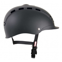 Kask Passion, black titan Casco
